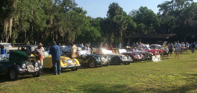 Orlando All British Car Show – 6 April 2019 – Event Report